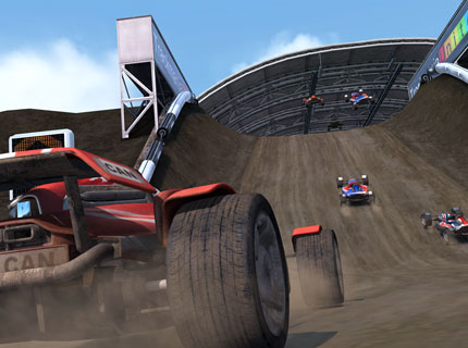 Trackmania dirt picture